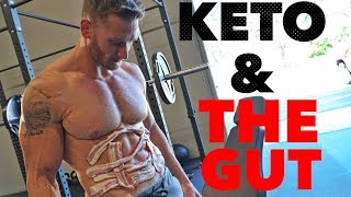 Ketogenic Diet and Gut Bacteria | Bloating After Carbs on Keto or Low Carb Diets