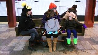 VLOG MAGICA NEW YORK / Bryant Park ed Elsa di Frozen!