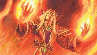 WoW 2350+ Destruction Warlock PvP | 7.3.5 | Fire Mage BG