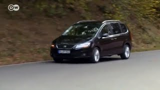 Familienfreundlicher Van: Seat Alhambra | Motor mobil
