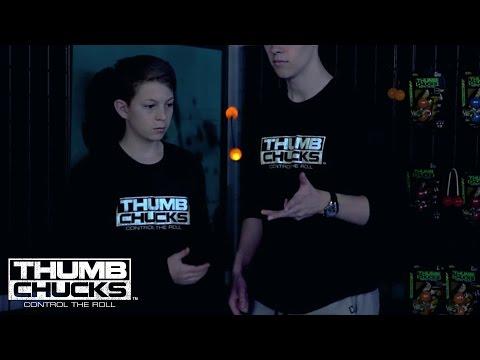 Weston & Cameron Collab - Toy Fair 2017 | Thumb Chucks