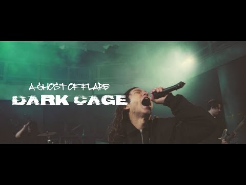 A Ghost of Flare - Dark cage | Official Music Video
