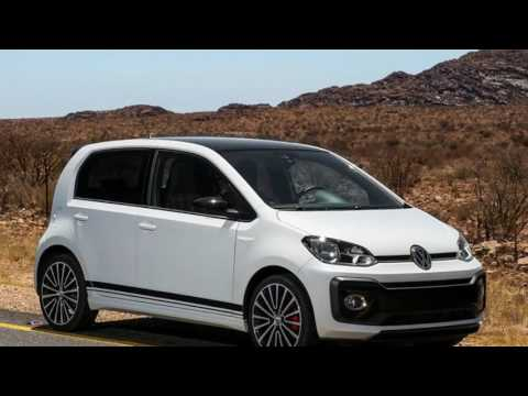 FULL REVIEW!! VW Up GTi prototype