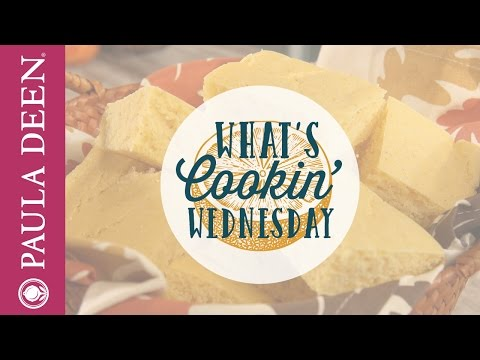 How to make Cornbread - What's cooking Wednesday?