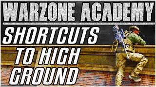 DEFEAT THE HIGH GROUND!  Shortcuts & Jumps To Flank Campers [Warzone Academy]