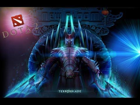 видео: dota 2 Обзор на нового героя - terrorblade | ТБ | soul keeper | Террор - Новая Имба
