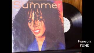 Donna Summer - (If It) Hurts Just  A Little (1982) ♫