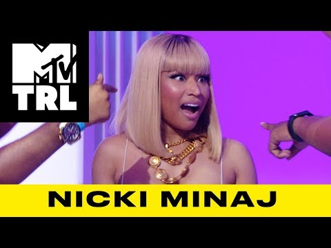Nicki Minaj Shocks Her Biggest Fans w/ A 'Super Bass' Surprise! | TRL