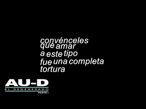 TU MEJOR ERROR  AU-D LYRIC VIDEO