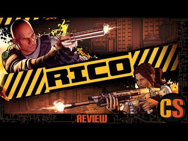 RICO - PS4 REVIEW