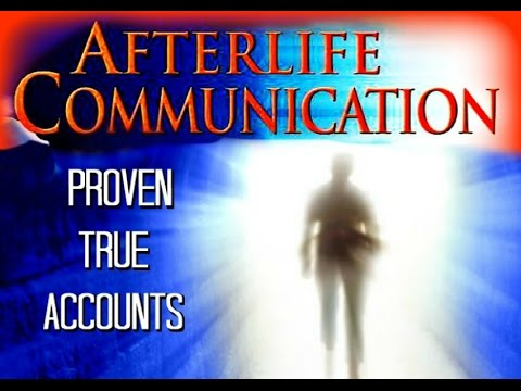 WHAT HAPPENS WHEN YOU DIE | AFTERLIFE Research 2016
