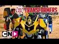 Transformers Robots in Disguise | Bumblebee Güçleniyor!  | Cartoon Network Türkiye