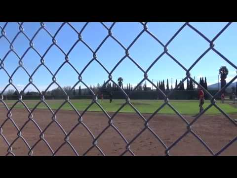 Tyler Pereira, Sophomore class 2019, Gunderson High School Varsity Baseball, 2017