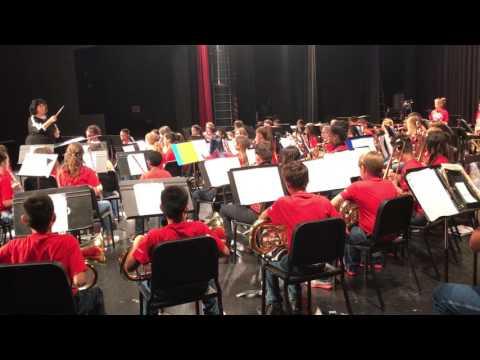 Paso Flamenco by Beginner's Ensemble