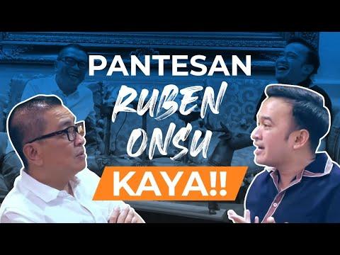 Makanya Ruben Onsu Kaya. Bisnisnya Serius dan Dia Turun Sendiri.