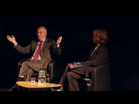 Seymour Hersh Speaking with Laura Flanders OPENING KEYNOTE The Logan Symposium 5th Dec 2014