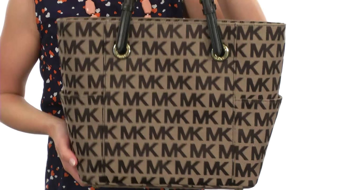 e78836f979e6 MICHAEL Michael Kors Logo East/West Signature Tote SKU:#7799734 ...