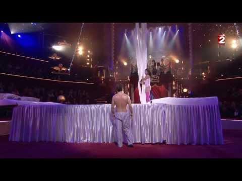 Florent Peyre & Sabrina Ouazani : Inédit ! Trampo lit - 52ème gala de l'union des artistes