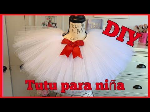 Repeat Diy Cómo Hacer Un Tutu Para Niña By Ana Diys You2repeat