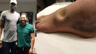Download 7 foot GIANTS get intense chiropractic adjustments to heal years of pain Mp3 and Videos