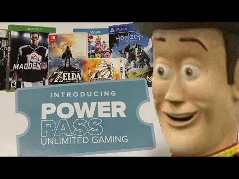 Did GameStop Just Destroy Gamefly?  PowerPass Game Rental Revealed