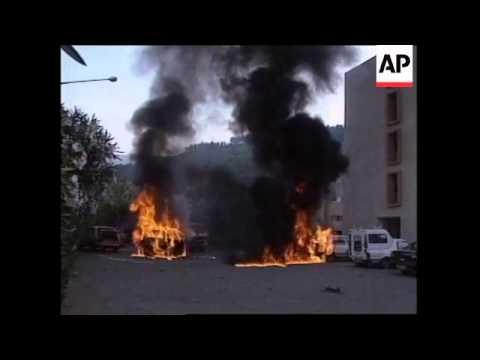 ISRAEL: HEZBOLLAH BOMBS NORTHERN ISRAEL