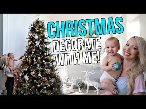 DECORATE WITH ME! CHRISTMAS 2017 HOME TOUR