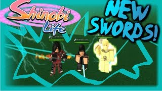 ROBLOX Shinobi Life OA - SAMEHADA FLIP GLITCH | ALL NEW WEAPONS