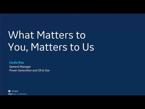What Matters to You, Matters to Us