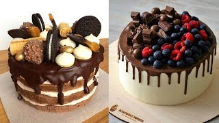 Satisfying Cakes! Amazing Cake Decorating compilation!