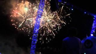 Flashback Calvin Harris @ EDC Fireworks 2011 Las Vegas