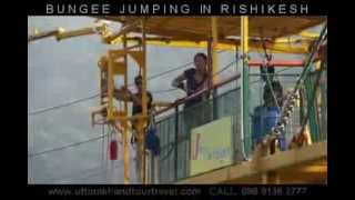 Asia's Highest Bungee Jumping & India's First in Rishikesh