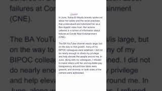 CARLA LALLI MUSIC LEAVES BON APPÉTIT VIDEO