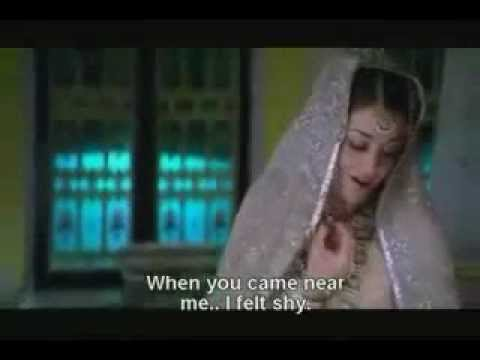 Best hindi song PEHLE PEHEL from Umrao Jaan (with english subtitles)