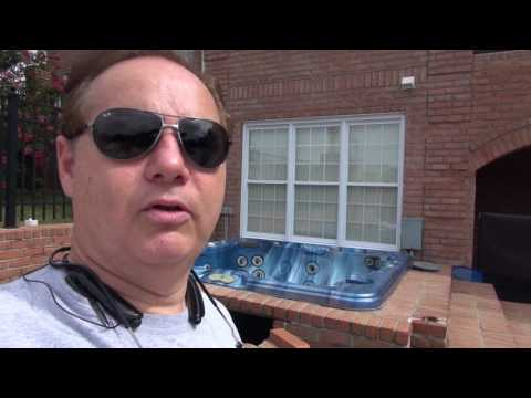 Do Not Install Hot Tubs in a Hole Ever The Spa Guy Hot Tub Fail