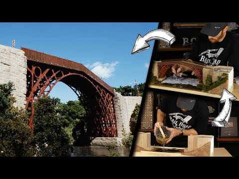 Build an ULTRA-REALISTIC Bridge – Realistic Scenery Vol.24