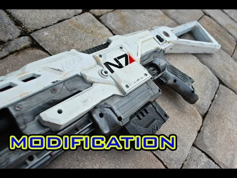 Custom Paint Jobs For Nerf Guns