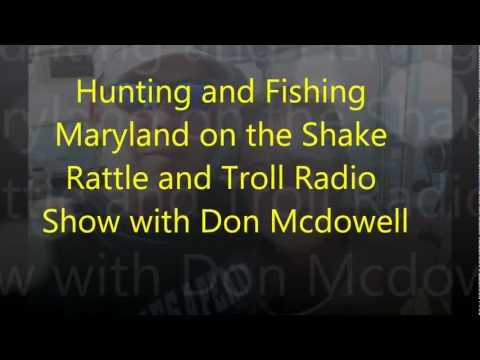 Hunting and Fishing Maryland Radio