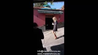 3) in diretta da Madeira Mia Ceran RAI2 Quelli Che il Calcio in collaborazione con MADEIRA FOR YOU