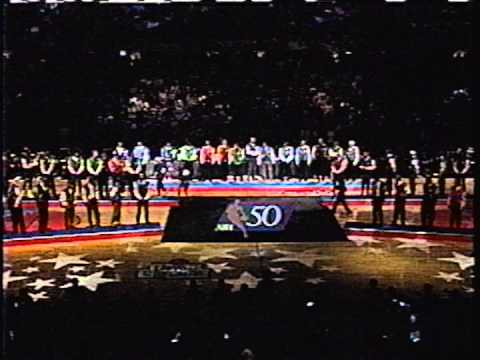 NBA's 50 Greatest Players of All-Time Ceremony (1997)