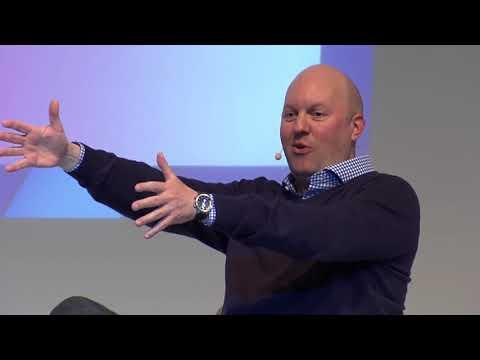 Intersect 2018 | Fireside Chat: Marc Andreessen & Sebastian Thrun
