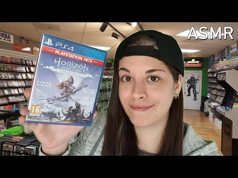 Horizon Zero Dawn: Complete Edition ~ Game Store Roleplay | ASMR Español | Alternative ASMR |
