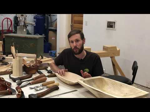 An Introduction To Bowl Carving Tools