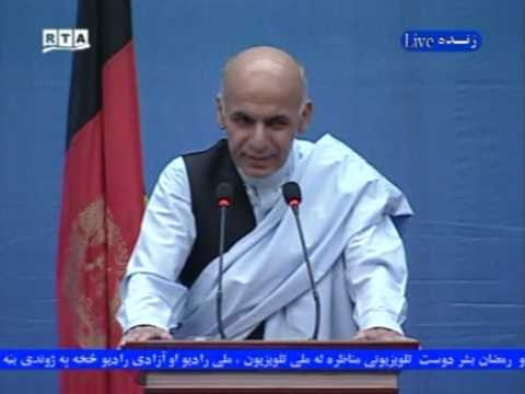 Afghan Presidential Debate By Radio Azadi and RTA Part 7