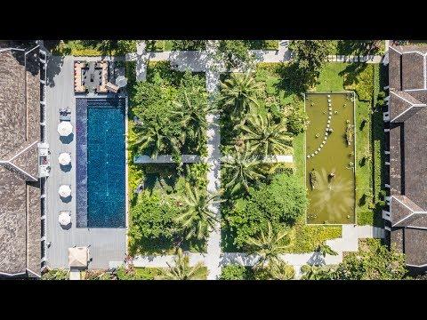 LIVING IN LUXURY at the Sofitel Luang Prabang Hotel || Laos Drone Travel Vlog (DJI Mavic Pro)
