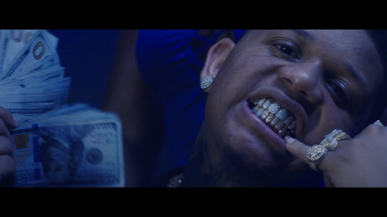 """Yella Beezy - """"That's On Me"""" Remix (Official Video)"""
