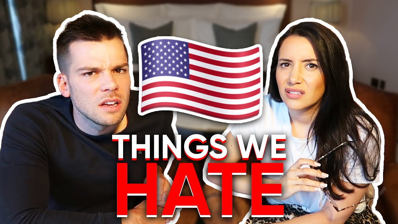 🇺🇸 5 Things About AMERICANS That Drive BRITS Crazy! 🇬🇧   American vs British