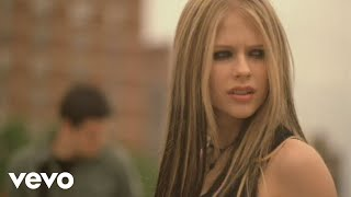 avril lavigne my happy ending video