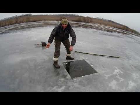 Ловля рыбы сетямы установка сети