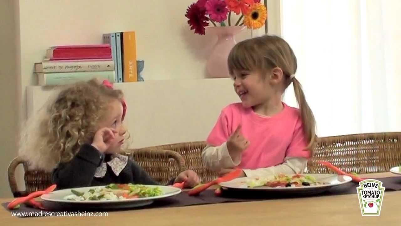 ¿Los Niños Comen De Todo?